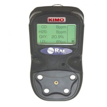 Détecteur quadri gaz portable Kimo