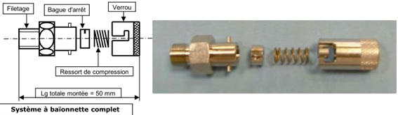 stabilisation capteur de température