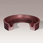 joint polymere en coupelle pour tige