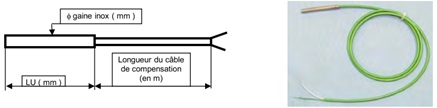 thermocouple standard LS