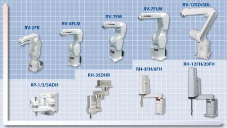 Robot industrie, robot 6 axes