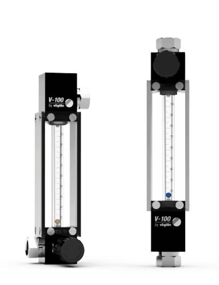 débitmètre section variable gaz