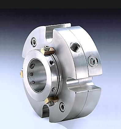 garniture mécanique concentrique double lubrifiée gaz