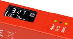 régulateur débit massique contrôle pression électronique