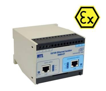 barrière ethernet 9468-ET, isolateur numérique