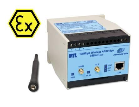borne wifi atex 9469-et