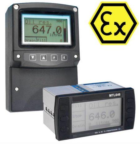 indicateur Atex MTL 646 / 647