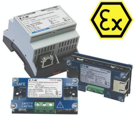 isolateur réseau Ethernet ATEX 9474-et/etg