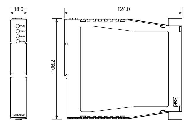 multiplexeur Hart MTL4850