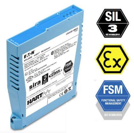 multiplexeur MTL 4850 HART