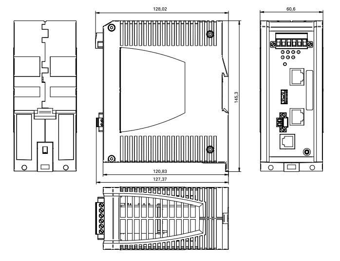 Tofino 9202-ETS sécurité réseau commnunication industriel
