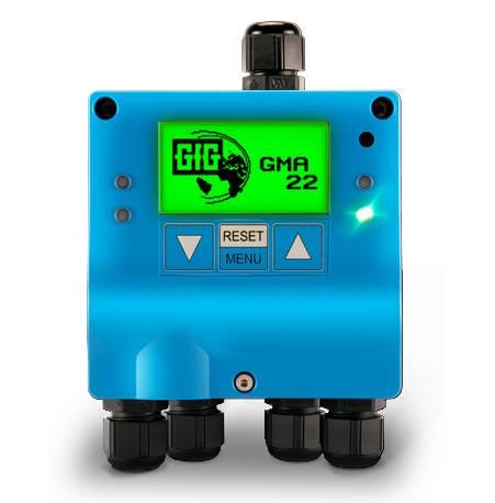 détecteur de vapeur combustible
