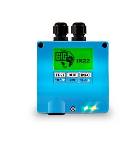 émetteur alerte gaz inflammable