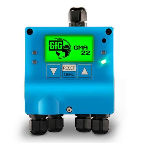 transmetteur de gaz